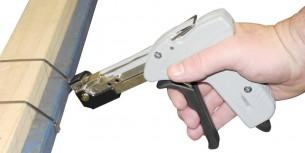 Cable tie guns