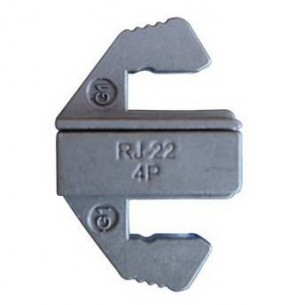4P4C RJ22 Die quick change crimper
