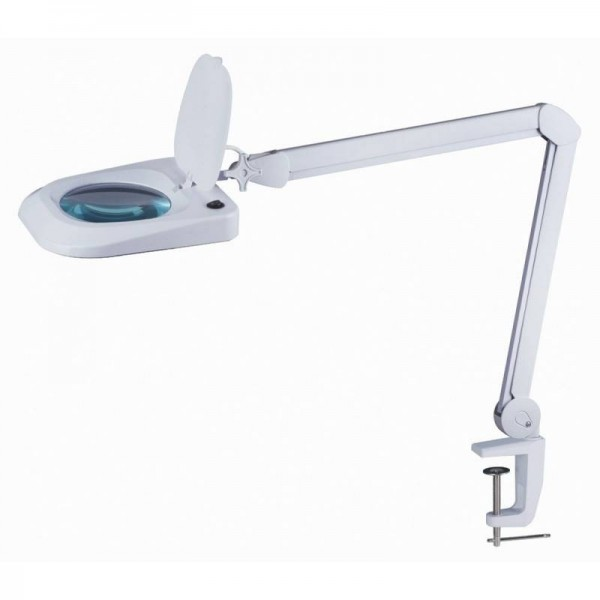 6 inch 5 dioptre LED magnifying lamp