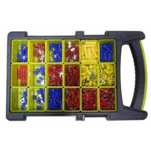 760 Piece insulated terminal kit