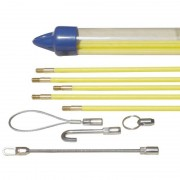10 X 33cm Fibreglass Push Pull Rods