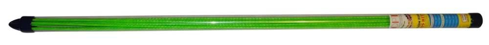 10 X 33 cm fibreglass push/pull rods