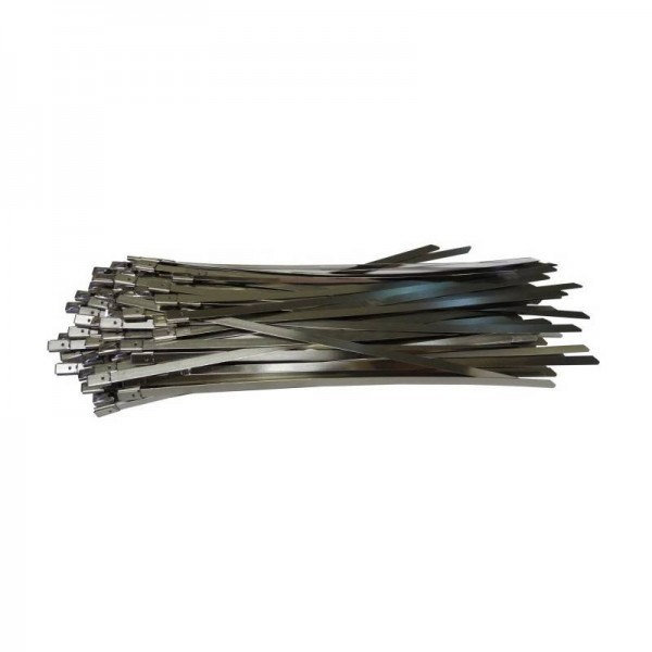 4.6mm X 300mm 316 stainless steel cable tie