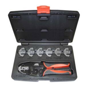 7 Die Quick Change crimper kit