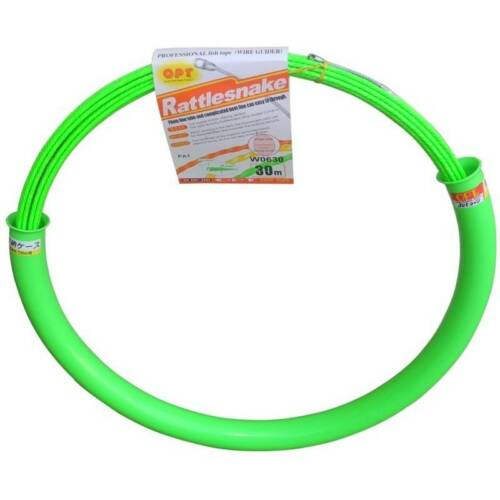 6.2mm X 30m Cable Snake