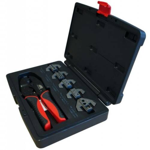 5 Die Quick Change crimping kit