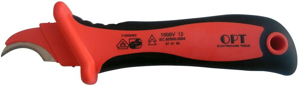 1000V Insluation cable stripping knife