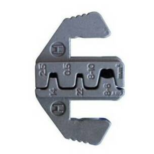 Open Barrel D-Sub Die quick change crimper