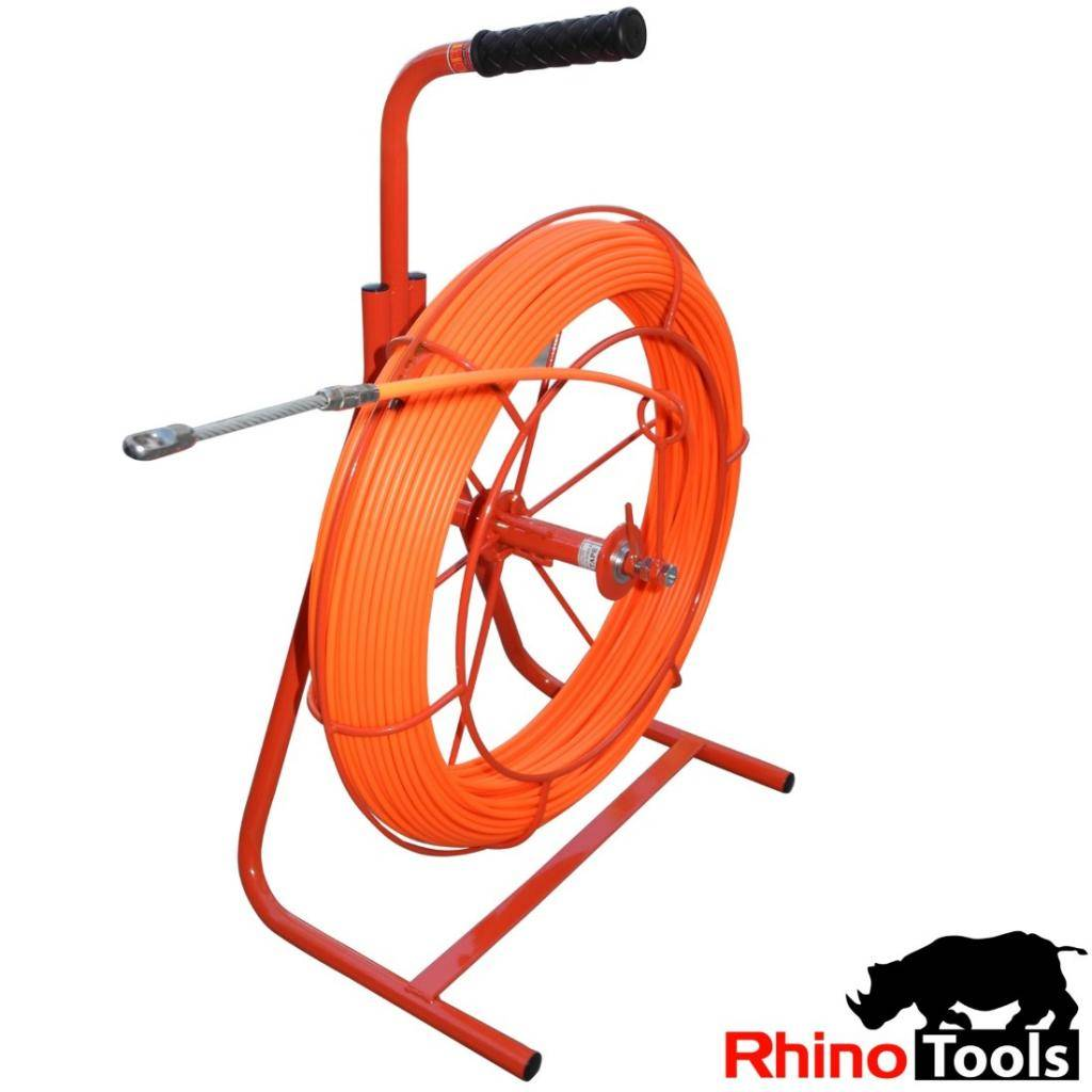 Cable rodder