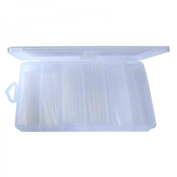 Clear heatshrink kit