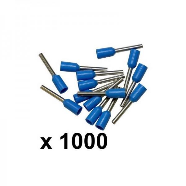 0.75mm wire crimps