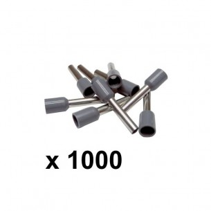 2.5mm wire crimps