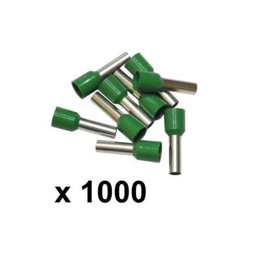 6mm wire crimps