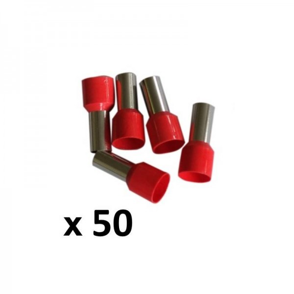 35mm Bootlace Ferrules