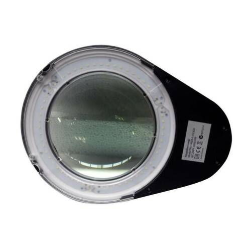SMD LED's in magnifying lamp