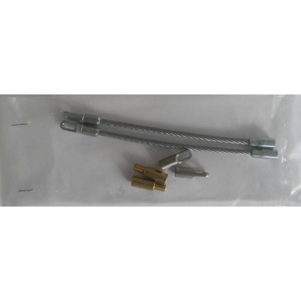 6mm fibreglass rodder