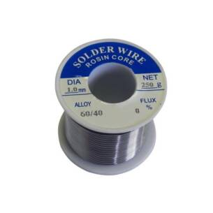1mm Solder without flux