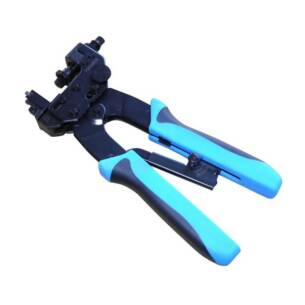 Coax Cable Compression Crimper