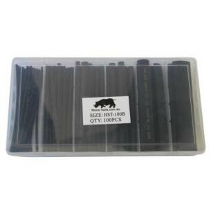Black heatshrink kit