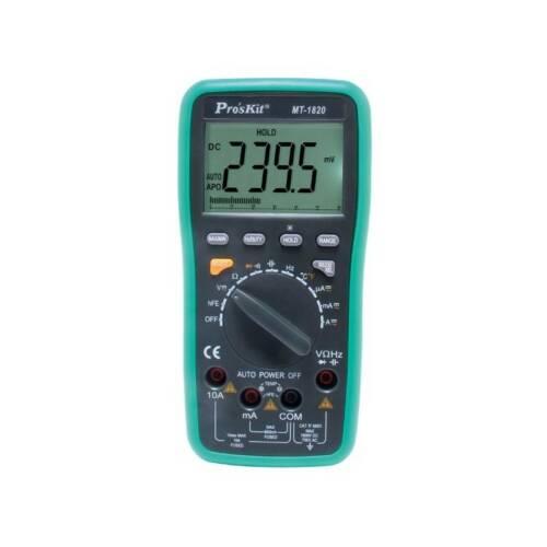 Proskit digital multimeter