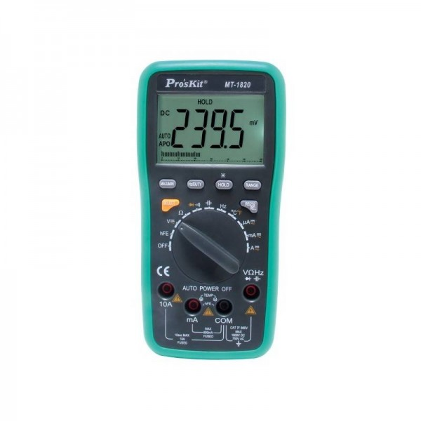Proskit digital multimeter