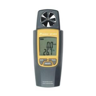 Thermometer And Vane Anemometer