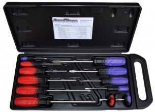 Vessel screwdrivers