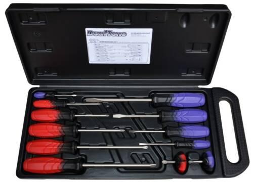 Vessel screwdrivers