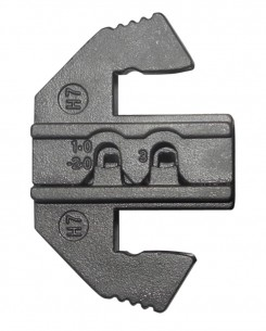 H7 weather pack terminal crimper die