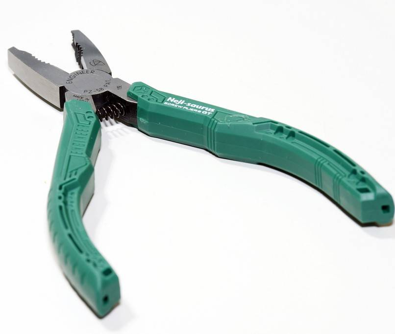 Pz 58 Screw Removal Pliers Rhino Electricians Tools