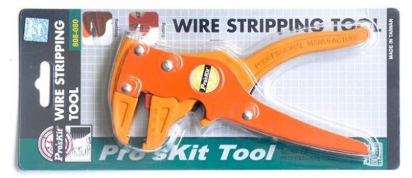 Proskit automatic wire stripper