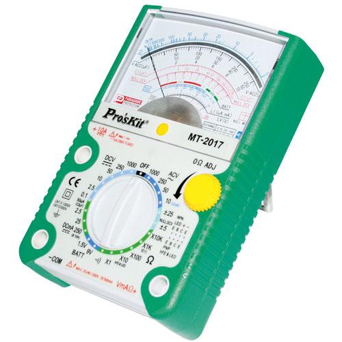 Pro'sKit Analogue Multimeter