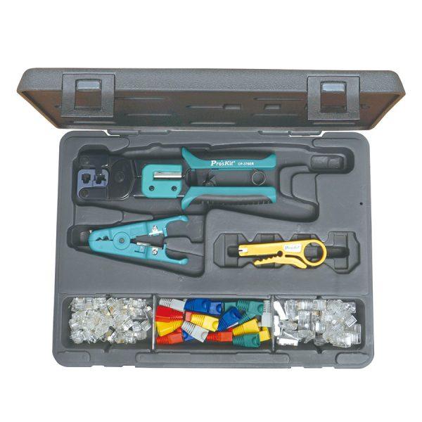 RJ-45/11 Combination Telecom Termination Kit