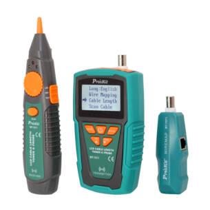 LCD Cable Length Toner & Probe Kit