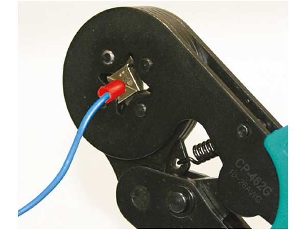 CP-462G ProsKit Bootlace Ferrule Crimper