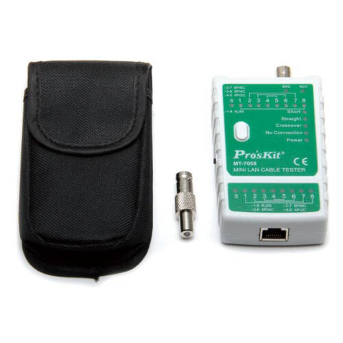 MT-7058 Lan Cable Tester