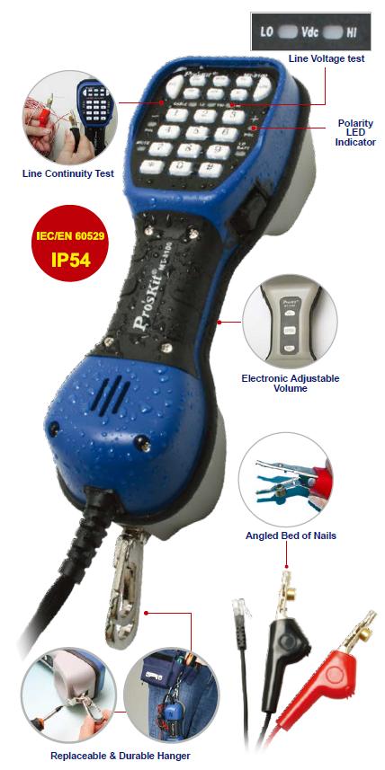 Pro'sKit MT-8100 Butt Phone