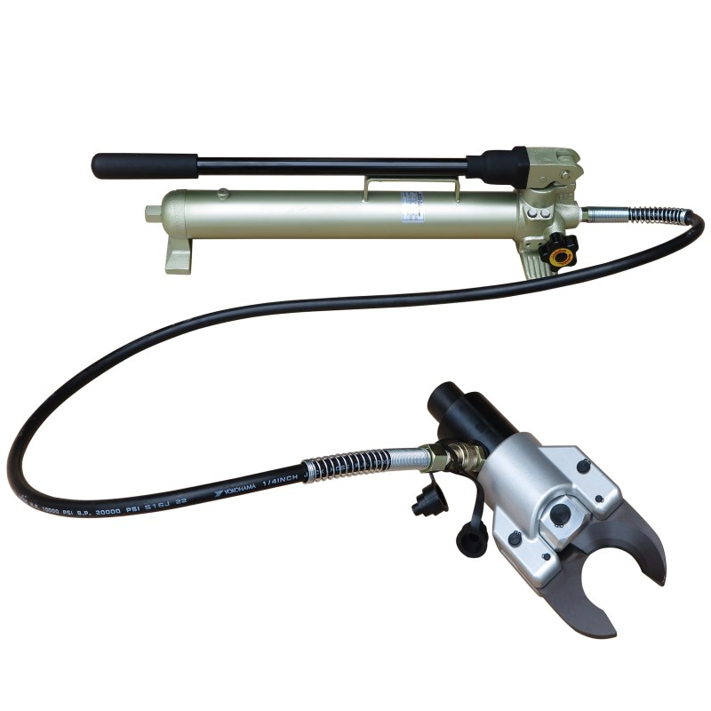 Hydraulic Copper And Aluminium Cable Cutter Opt